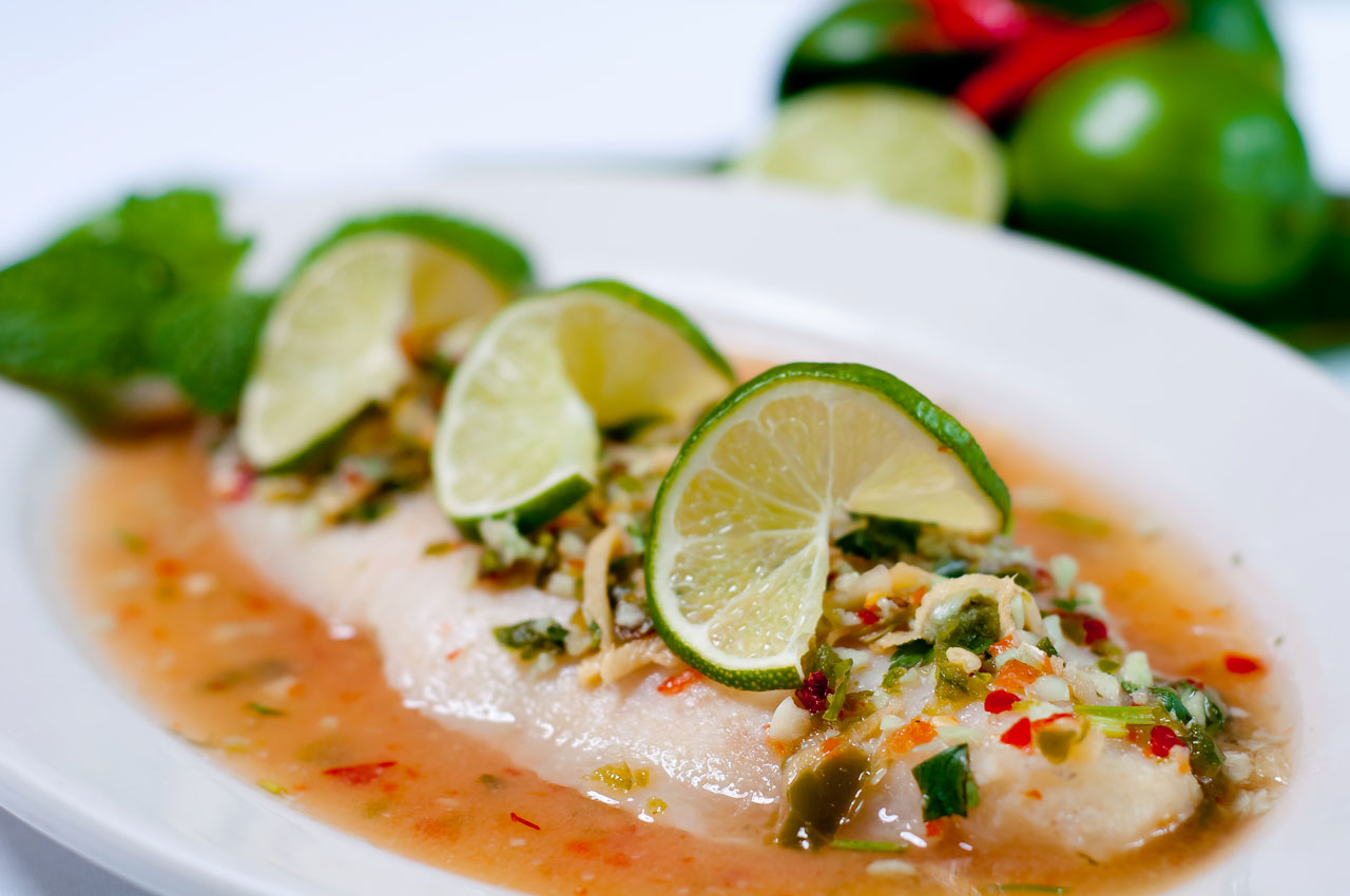 Thai spicy fish recipe for Recipes with fish sauce